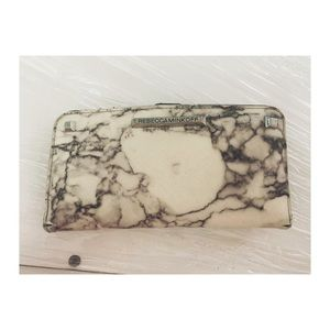 Rare Rebecca marble minkoff wallet